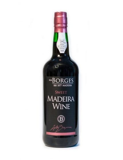 H M Borges 3 years Sweet Madeira