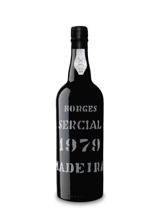 H M Borges 1979 Sercial