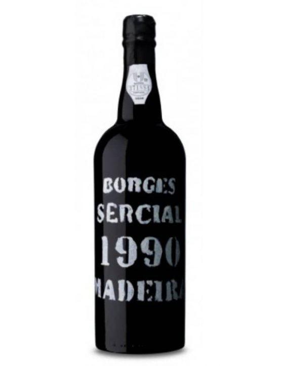 H M Borges 1990 Sercial
