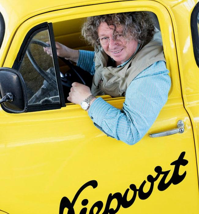 Dirk Niepoort Car