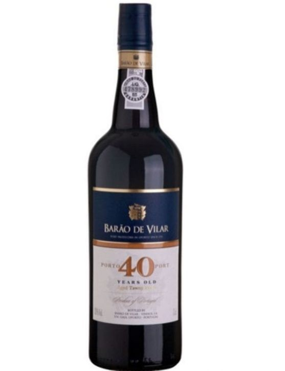 Barão de Vilar 40 Years