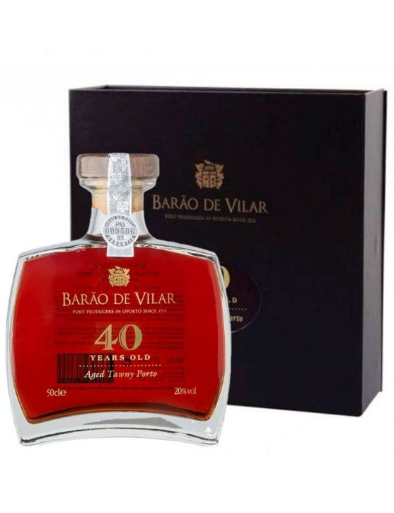 Barão de Vilar 40 Years Special Edition