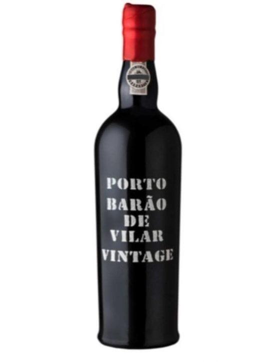 Barão de Vilar Vintage 2013