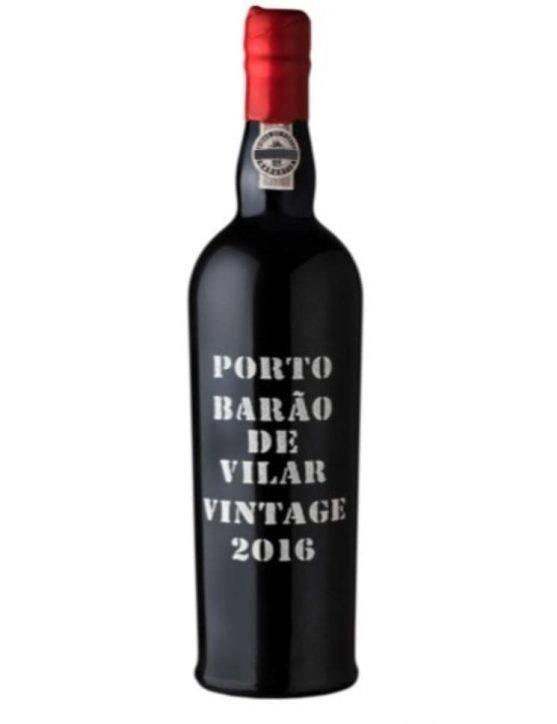 Barão de Vilar Vintage 2016