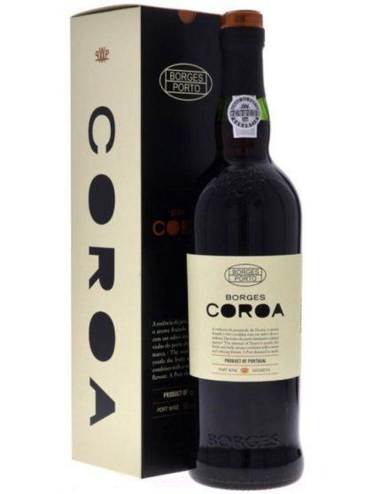 Borges Coroa Tawny With Box