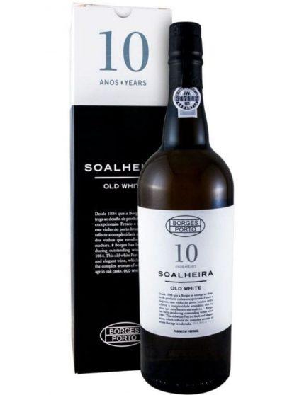 Borges Soalheira 10 Years White