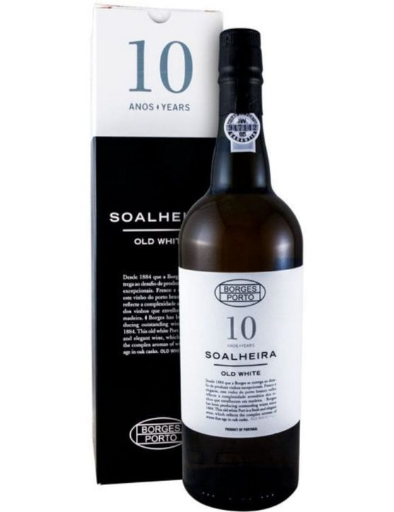 Borges Soalheira 10 Years White