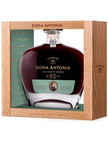 Ferreira D. Antónia 20 Years Decanter
