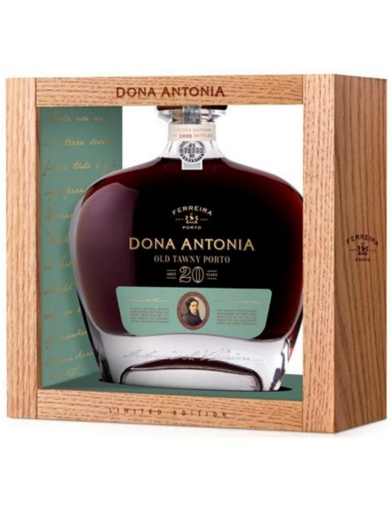Ferreira D. Antónia 20 Years Decanter