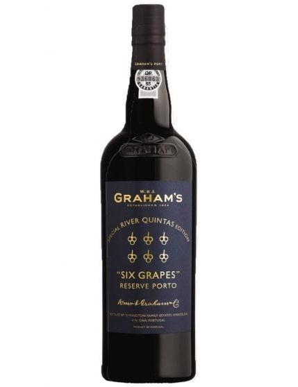 Graham's Six Grapes River Quintas