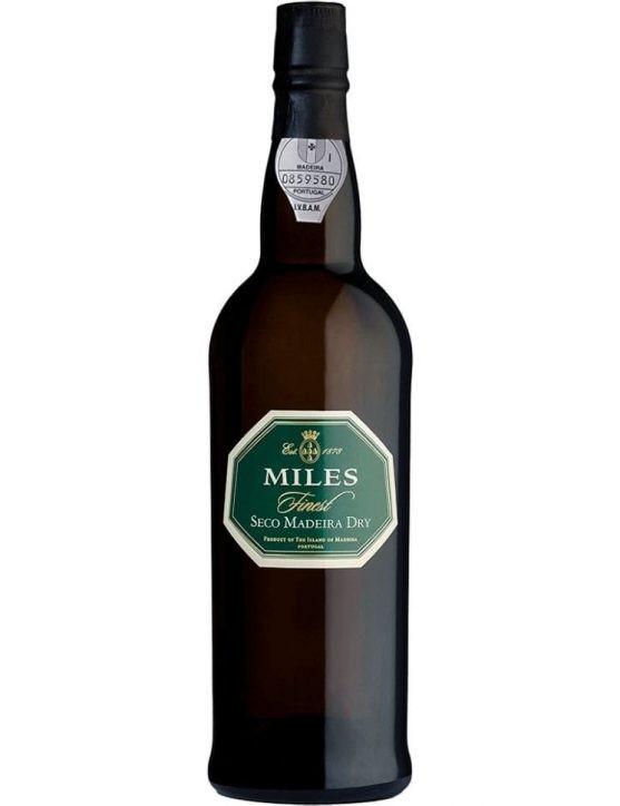 Miles 3 years Dry Madeira