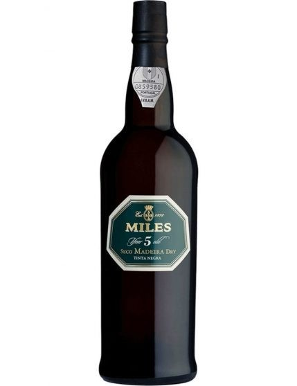 Miles 5 Years Dry Madeira