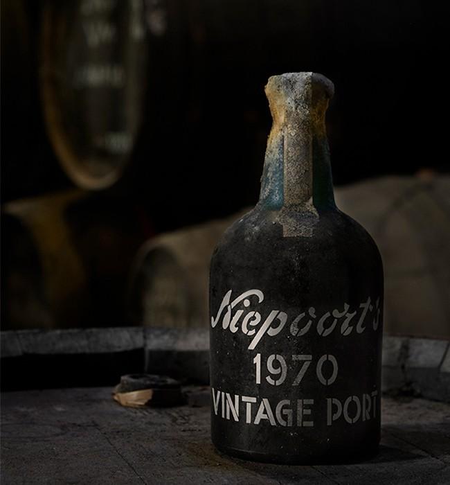 Niepoort Vintage Port Wine 1970
