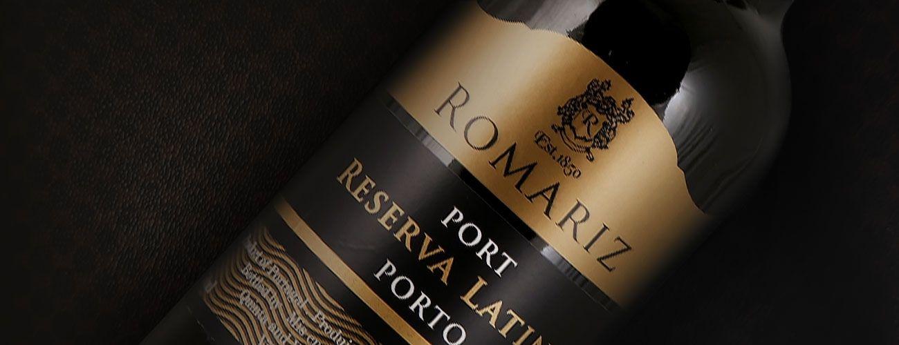 Romariz wine